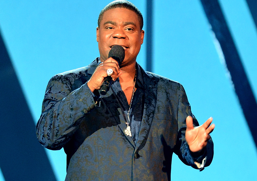 Extra Scoop: Tracy Morgan Steps Out for the First Time Since Deadly Car Crash