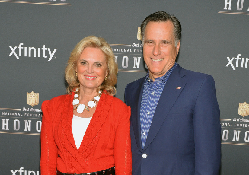 Ann Romney Reveals She's in Remission, Working to Help Others with MS