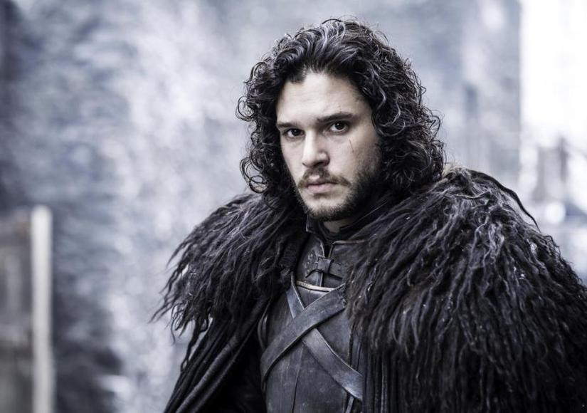 'Game of Thrones' Tell-All: Kit Harington Talks Jon Snow's Love Life… and His Death?!