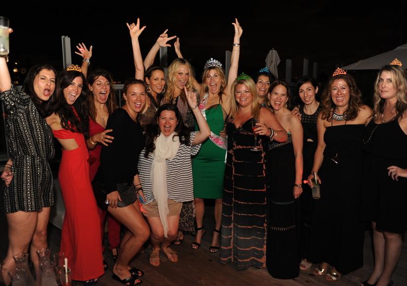 Molly Sims, Lauren Kucerak and friends at 1 Hotel South Beach.JPG