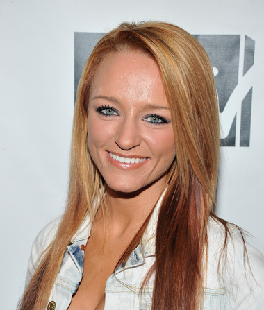 It's a Girl! 'Teen Mom OG' Star Maci Bookout Welcomes Jayde