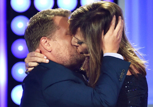 Critics' Choice: Seth MacFarlane Takes Shots, Allison Janney Steals a Kiss!