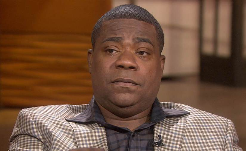Tracy Morgan's First Interview Since Crash: 'The Pain is Always Going to Be…