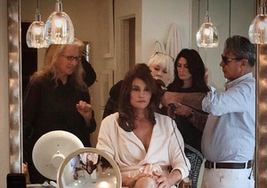 Caitlyn Jenner's Photo Shoot: From the Top-Secret Preparations to the Celeb…