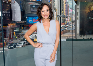 Cheryl Burke Showcases Her Hidden Talents on Reality Show 'I Can Do That'