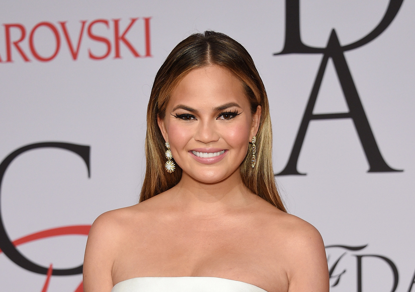 Chrissy Teigen's Ripped Dress Mishap: 'Wardrobe Malfunction to the Highest Caliber'