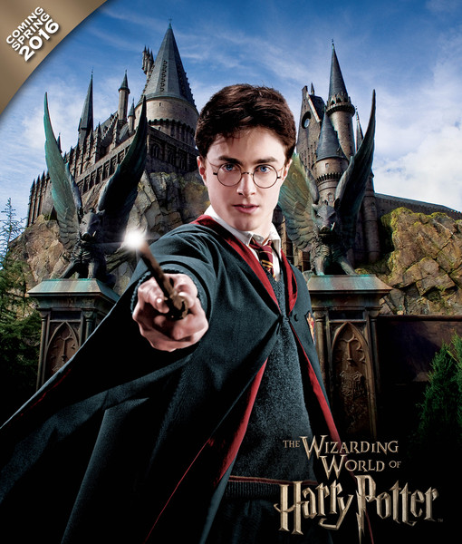 Harry Potter Fans Rejoice! Hogwarts Is Coming to Hollywood in Spring 2016