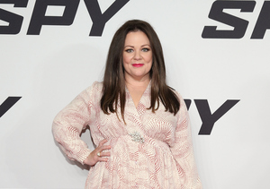 Melissa McCarthy Stuns in Her Own Design at L.A. 'Spy' Premiere