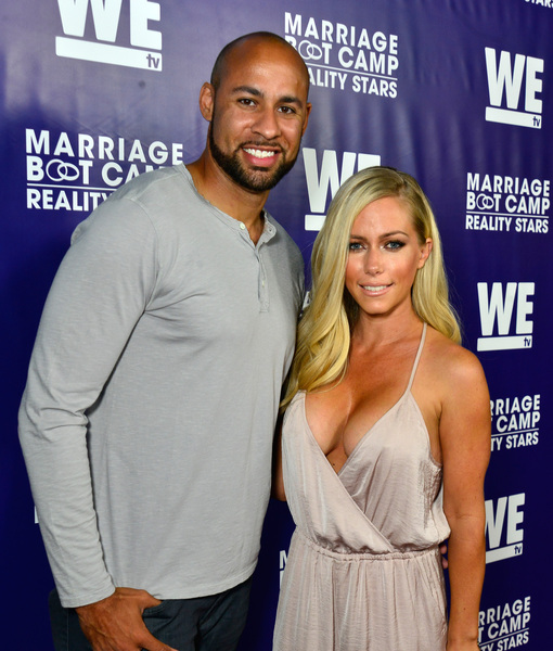 Are Kendra Wilkinson Baskett & Hank Baskett Headed For Divorce?