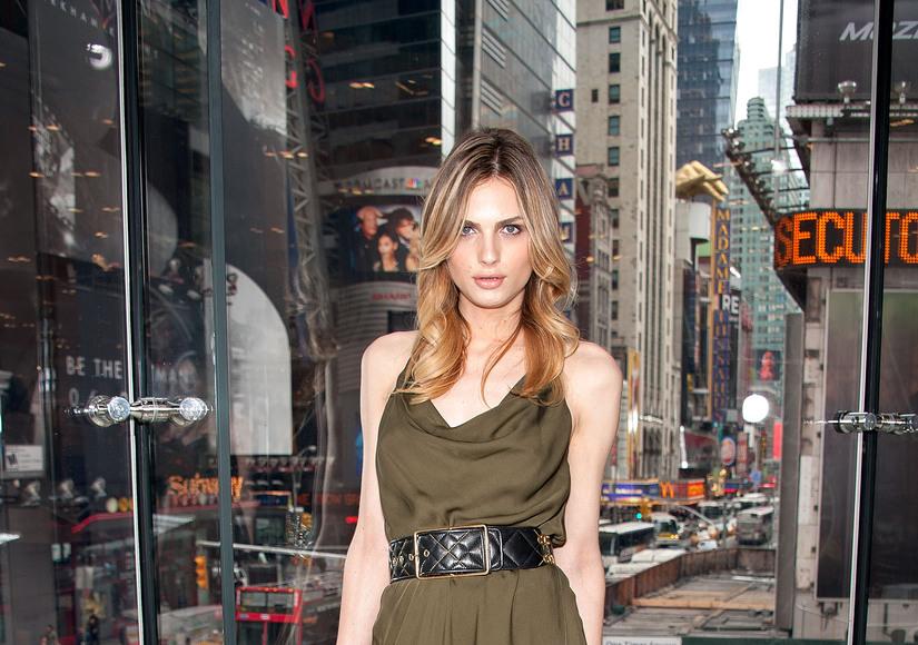 Transgender Model Andreja Pejić Congratulates Caitlyn: 'Enjoy Your New Life'