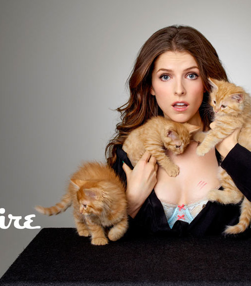 Anna Kendrick Jokes About Her Height, Ben Affleck and Being…