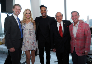 Elvis Duran, Eric Trump Foundation Team Up to Support St. Jude Children's…