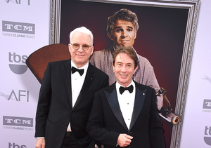 'Three Amigos' Reunion! Steve Martin Honored by AFI, Martin Short…