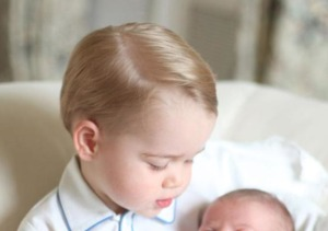 Official Princess Charlotte Pics!