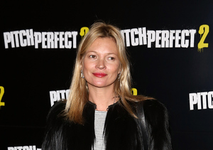 Supermodel Kate Moss Reportedly Kicked Off Plane for 'Disruptive Behavior'