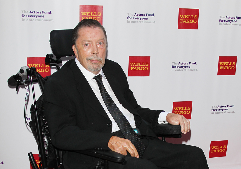 Actor Tim Curry Makes Rare Public Appearance Since Suffering Stroke