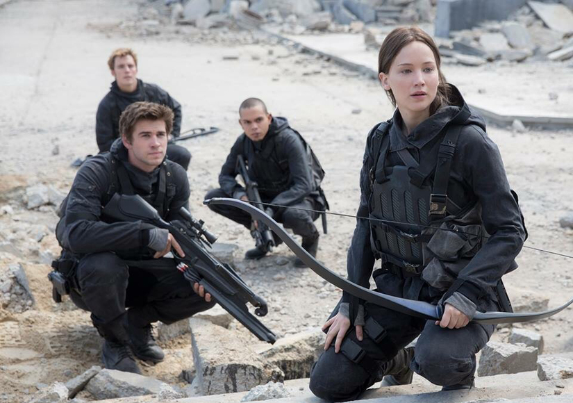 New 'Hunger Games' Teaser! 'Snow Has to Pay for What He's Done'