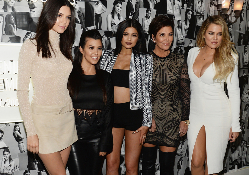 Kylie Jenner Claims Momager Kris 'Cut Me Off'