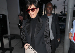 Paparazzo to Kris Jenner: 'Is It True Caitlyn Has Better Legs Than You?'