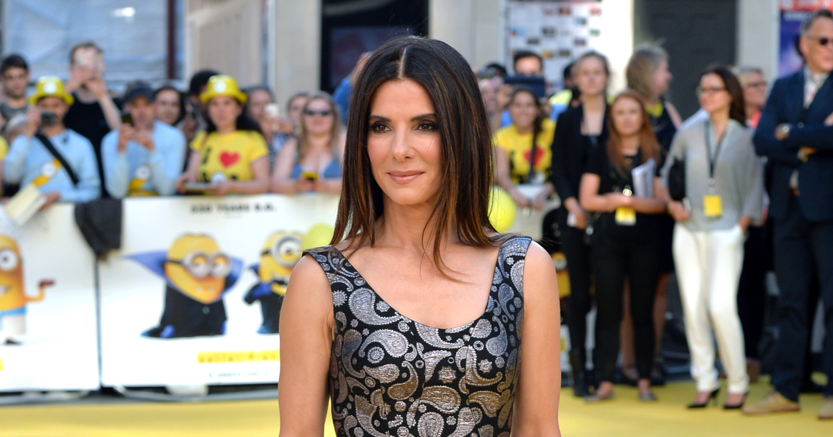 Sandra Bullock Is Not Engaged to Her Boyfriend Bryan Randall : People ...