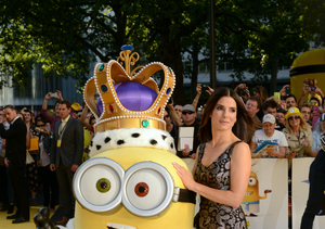 Sandra Bullock Loves Playing a Villain in 'Minions' Movie: 'It's More…