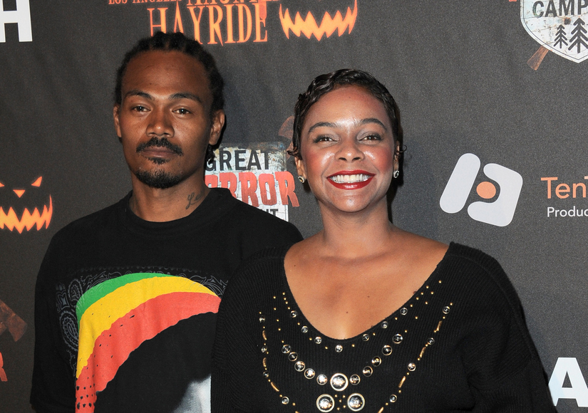 Saved By The Bell Star Lark Voorhies Marries In Secret Las Vegas Wedding