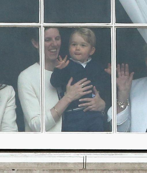 Prince George: Royal Attention-Grabber