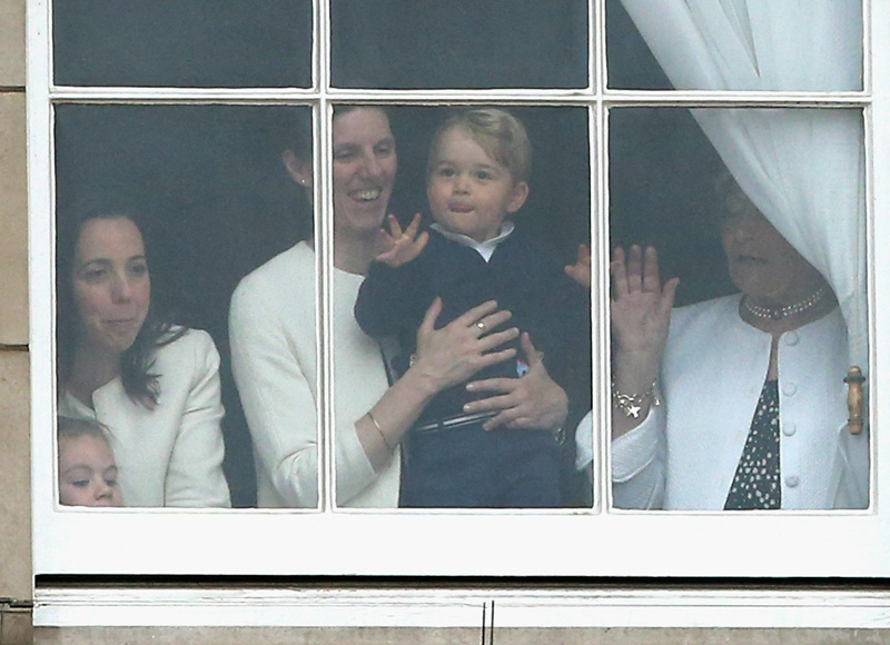 Prince George: Royal Attention-Grabber
