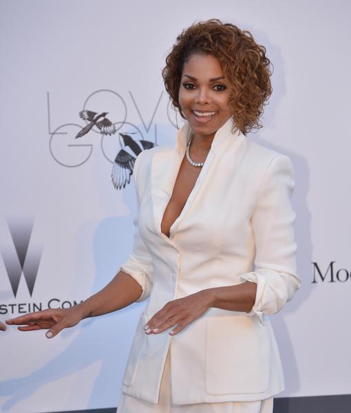 Janet Jackson Gives Birth to Baby Boy at 50