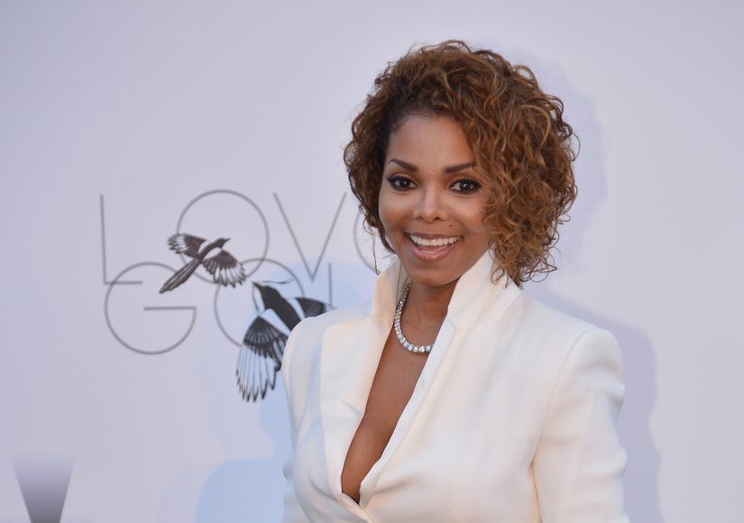 Janet Jackson Gives Birth to Baby Boy at 50