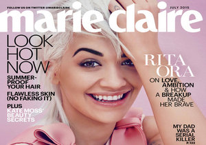 Rita Ora Reveals Her One Fear, Opens Up About Calvin Harris Breakup