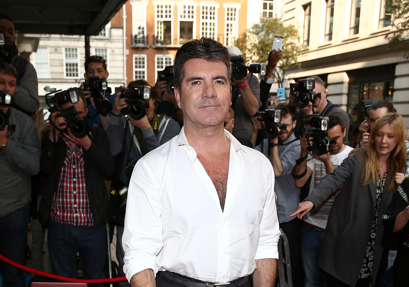 The Brit Is Back! Simon Cowell Joins 'America's Got Talent'