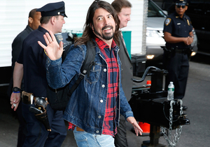 Foo Fighters Cancel Rest of Europe Tour Dates After Dave Grohl Breaks Leg