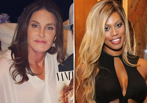 Caitlyn Jenner's Heartfelt Message to Laverne Cox