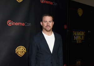Surprise! Channing Tatum Crashes a Little Girl's Birthday Party