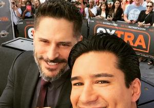 Joe Manganiello Says Everything Is 'Bigger' in 'Magic Mike' Sequel,…