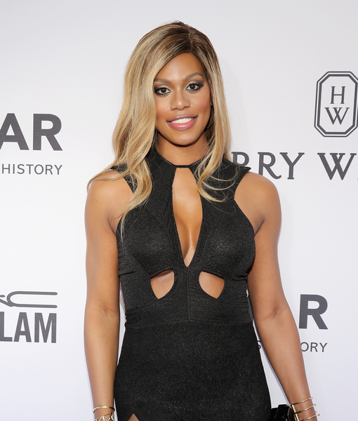 No Makeup? No Problem! See Laverne Cox's Fresh-Faced Look