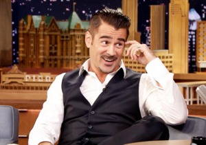 Colin Farrell Reveals He Was Suspect in Attempted Murder