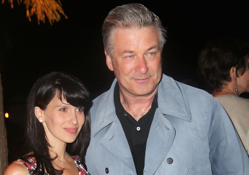 Hilaria Baldwin Memorializes Her Pregnancy with Sexy Selfies and Flipagram