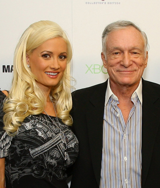 Hugh Hefner Strikes Back at Holly Madison's Shocking Playboy Tell-All