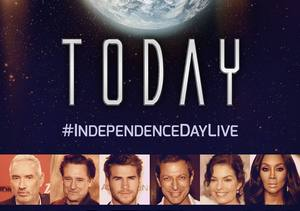 Live Stream: 'Independence Day 2' Cast Q&A and Exciting Sequel Reveal!