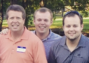 Josh Duggar Shares First Words Since Molestation Scandal