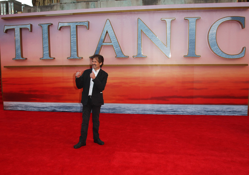 'Titanic' Composer James Horner Dies in Plane Crash, Hollywood Stunned by Tragedy