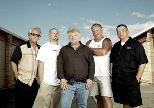 New Details! Brawl Breaks Out on Set of 'Storage Wars'