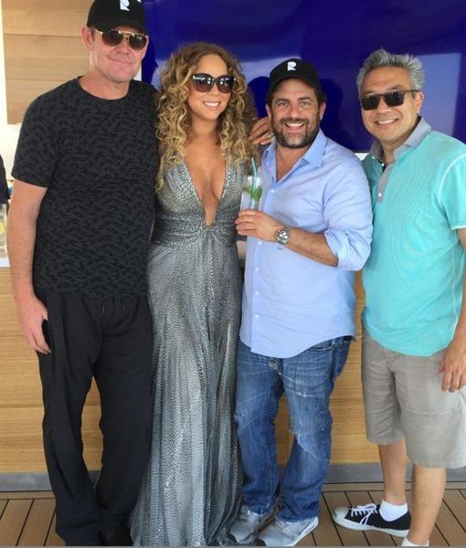 Is Mariah Carey Already Talking Marriage with Billionaire Boyfriend?!
