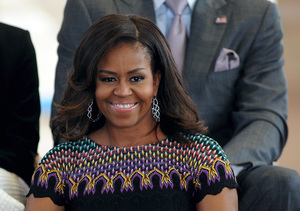 First Lady Michelle Obama to Open 2015 Special Olympics in Los Angeles