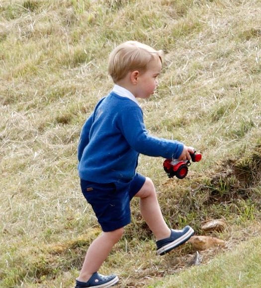 Prince George Sparks a Run on Crocs
