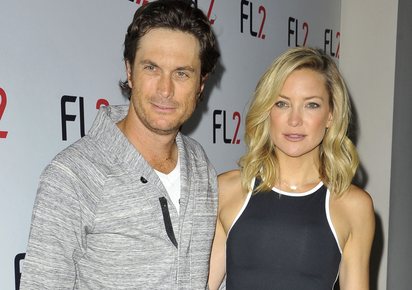 Kate Hudson and Brother Oliver Disowned by Biological Dad