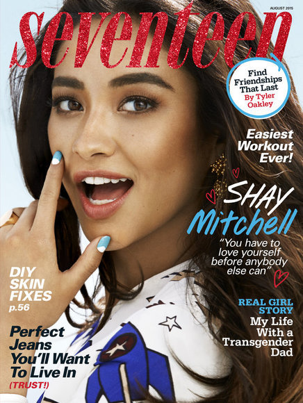 Shay Mitchell Reveals How She Wants 'Pretty Little Liars' to End