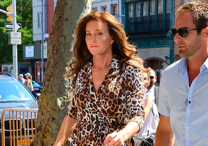 Wild Fashion! Caitlyn Jenner Spotted in Summer's Hottest Fashion Trend